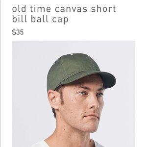 Men's M/F People cap